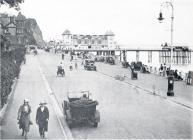 Penarth seafront, 1929
