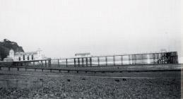 Penarth Pier, 1930s