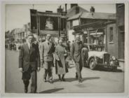 Whitsun Walk, Newport