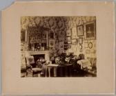 Unidentified interior 1870s