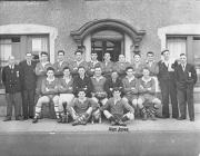 Kingsbridge (nr Gorseinon) RFC 1954-55 season.