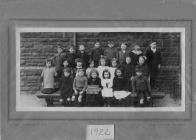 Penyrheol (nr Gorseinon) council school 1922