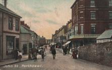 Postcard from Porthcawl circa 1908