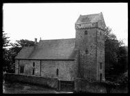 Llanvihangel Church