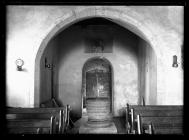 Mawdlam Church interior