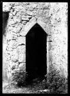Candleston Castle doorway