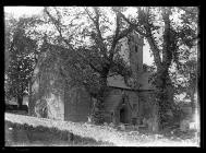Coity Church exterior