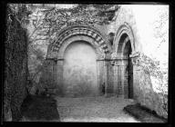 Ewenny Priory South Doorway
