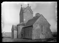 St George's Church from north-west