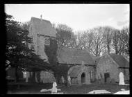 St Lythans Church exterior from south-west