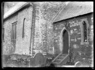 Eglwysilan Church Chancel side