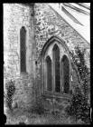 Llantwit Major Church North-east Windows