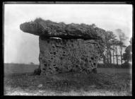 St Lythans dolmen