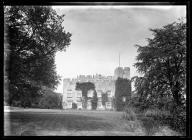 Fonmon Castle south front