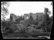 Fonmon Castle east front