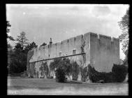 Fonmon Castle outbuilding