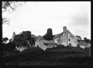 Old Beaupre ruins