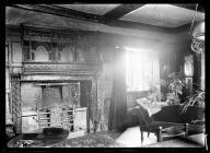 Flemingston Court fireplace