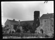 Old Bishop's Palace at Matherne