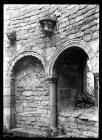 Bwâu capel Castell Llwydlo