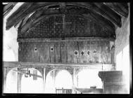Patrishow Church rood screen