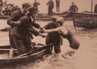 Channel Swim 1927