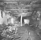 Underground view of Oakdale Colliery 1980