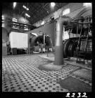 Downcast shaft at Penallta Colliery 1981
