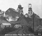 Oakdale Colliery 1910
