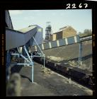 Surface view of Oakdale Colliery