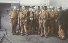 Morning shift at Oakdale Colliery 1981