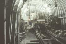 Oakdale Colliery 1981