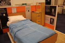 Recreation of Dormitory at Hensol Castle Hospital
