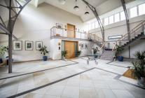 Hensol Castle Hospital: Renovated Recreation Hall
