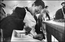 Hensol Castle Patient Assembles a Pen