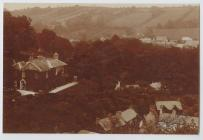 View of Fernhill, Laugharne