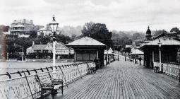 WW1 Penarth Pier