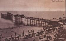Penarth Pier Opens