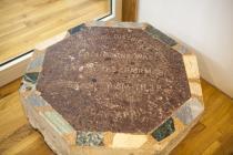 The Original Foundation Stone
