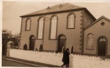 Capel Nazareth Pontiets