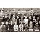 Machen School Class, 1940's.