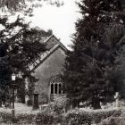 St Michael's Church, east window.