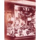 Machen Co-operative Society shop, 1920's