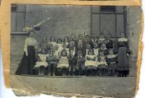Machen National ? School Class, c.1890-1900