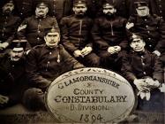 Glamorganshire Constabulary 1894