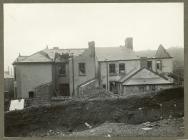 Difrod gan corwynt 1913 yn y Cwm yng Nghilfynydd