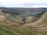 Bwlch Mountain.