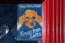 Kruschen Salts poster