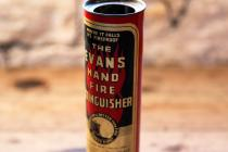 The Evans Hand Fire Extinguisher