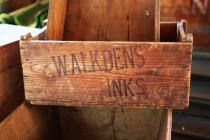 Walkdens Inks box